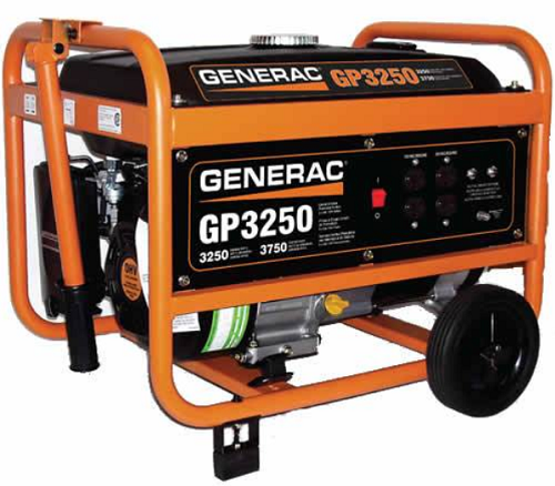 Does your corporate rental need a generator?